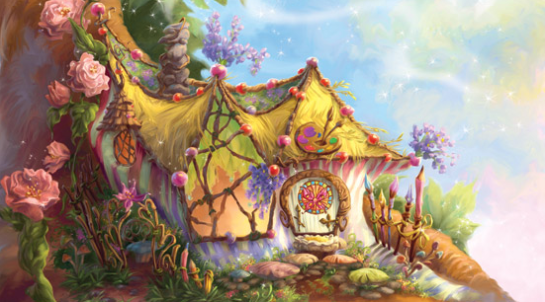 The Fairies Of Pixie Hollow