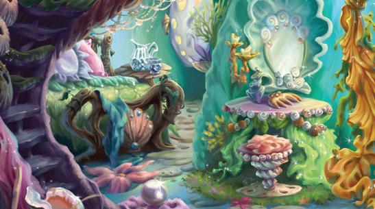 The Fairies of Pixie Hollow